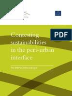 Contesting Sustainabilities