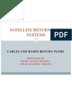 Satellite Return -Path Systems