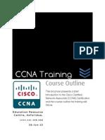 CCNA CouresOutline