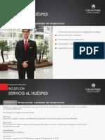 Cp Rec Serv Hospede - Espanhol 2