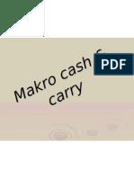 27609723 Presentation on Makro