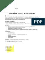 Business Travel & Socialising