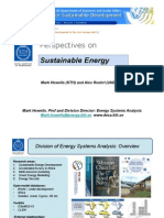 A Simple Example of Modeling an Energy Supply System