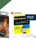 Risk Assessment for Dummies