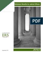 Texas Judicial Retirement System
