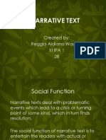 Narrative Text