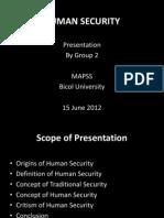 Human Security Presentation Final