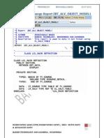 Alv Object Model1
