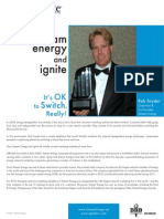 Stream Energy aka Ignite Energy Media Kit