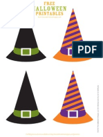 FREE Halloween Party Printables From Thecelebrationshoppe