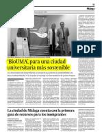 bioUMA recortes de Prensa