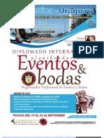 Planificación de Bodas y Eventos Sociales (Argentina-Uruguay)
