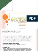 AMFETAMIN PPT