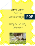 Living Nonliving Packet