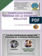 Complicaciones Agudas de La Diabetes[Definitivo