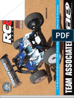 RC8.2e RTR Manual and Catalog 6 19 2012