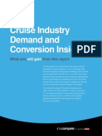 Kantar Media Compete Cruise Industry Demand & Conversion Insights