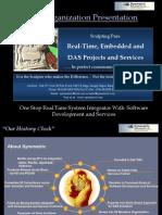 Organisation Profile