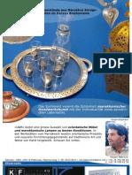 Kunst- und Dekorationsgegenstaende aus Marokkos Koenigsstadt Marrakesch (Deutsch)