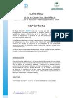 Descripcion IV Curso Basico Arcview Gis 9x