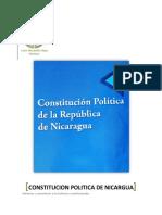 Derecho Constitucional - Constitución Política de Nicaragua
