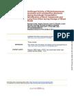 (2011) Antifungal Activity of Wickerhamomyces Anomalus and Lactobacillus Plantarum During Sourdough Fermentation Identification of Novel Compounds and Long-Term
