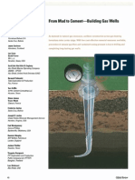Hydrofracking Forum Documents from Josh Fox, Gasland - From Mud to Cement Article