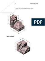 CAD-Protrusion and Cutouts