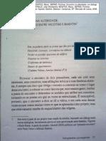 Ensaio - Encontro Na Alteridade (Geraldi; Benites; Bernd 2006)