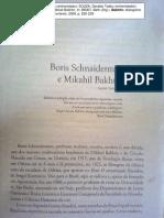 Entrevista Com Boris Schnaiderman (2009)