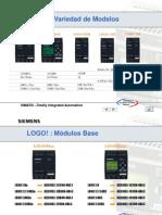 UE LOGO!-Modelos y Accesorios