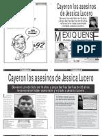 Versión impresa del periódico El mexiquense 23 julio 2012