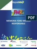 Memoria FMR 2012