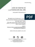 Contaminacion Ambiental Por Fuentes