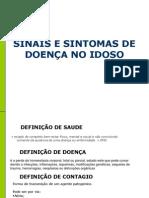 Formacao-sinais e Sintomas de Doenca No Idoso
