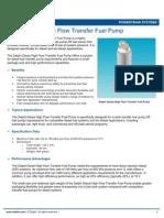 Diesel Hft Fuel Pump