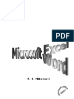 MS Word & Excel(InterBEST E-Books)