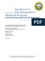Medicaid Access Monitoring - June 2012 - Final