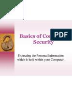 Basics of IT Security