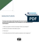 Manufacturers WMC