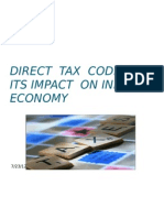 Direct Tax Code & Its Impact on Indian(1)(1)