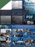 Flyer EcoDiver Course 2013en.