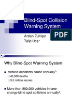 Blind Spot Control System (BLIS)