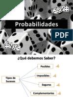 Probabilidades Tercero Medio