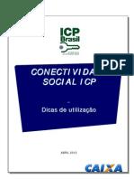 Dicas de Utilizacao CNS ICP