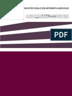 GUI batiments agricoles & qualité architecturale _fr2005