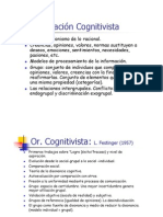 Cognitivistas