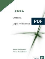 Lógica Proposicional_Lectura_M1
