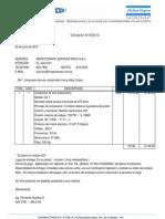 Inspectorate Services Peru Cot 8723-12 Compresor Gx 7