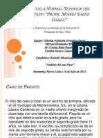 Analisis Del Caso Paco